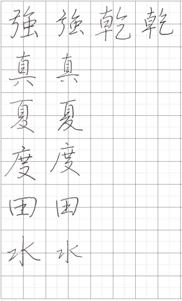201405_ペン時代漢字比較