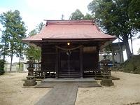 高倉城址10(現鹿島神社)