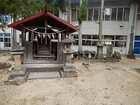 高倉城址13(現鹿島神社)
