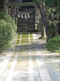 高倉城址3(現鹿島神社)