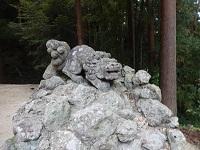 高倉城址8(現鹿島神社)