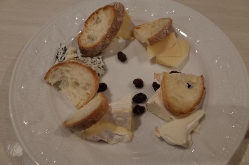 チーズ盛り合わせ(5種)