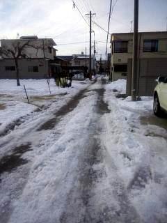20140212郡山の雪