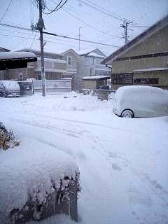 20140214積雪(その2)