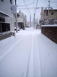 20140214積雪(その3)