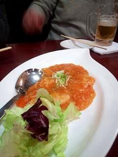 20140214刀削麺(その1)