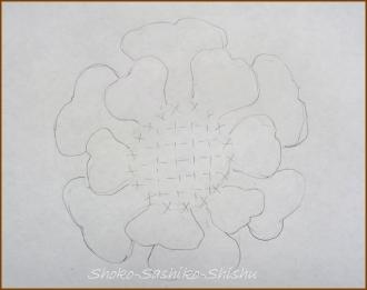 20140913 下図 ハートの花弁