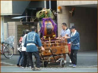 20140915 山車 2 今週も秋祭り