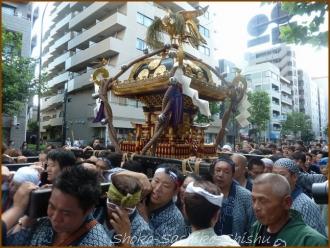 20140915 巡行 大人神輿 4 今週も秋祭り