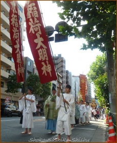 20140915 巡行 御旗 11 今週も秋祭り