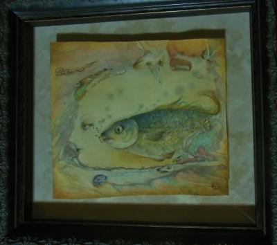 ロマンチストな夢見る魚