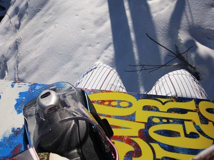 宇奈月スキー場2