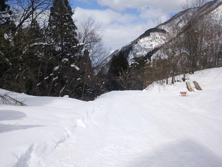 宇奈月スキー場6