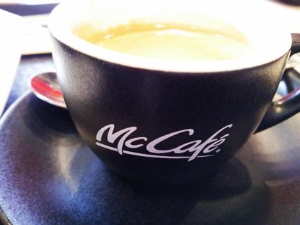 マックカフェ1