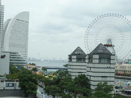 横浜1日め(1)