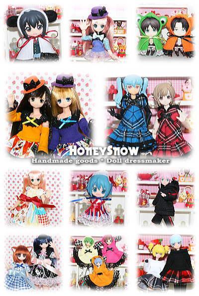 10/12 COMIC CITY SPARK 9 【HoneySnow】 チ58ab (東2ホール)