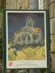 ゴッホの絵『オーヴェールの教会』