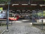 古本市の会場