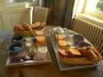 オンフルール 朝食