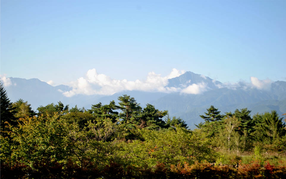 八ヶ岳訓練(1)