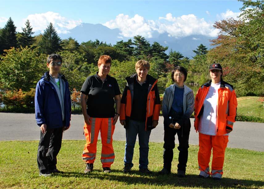 八ヶ岳訓練(2)