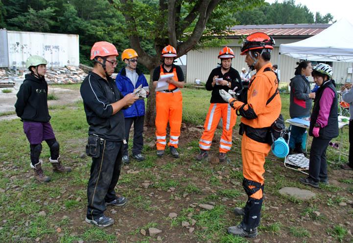 八ヶ岳訓練(24)