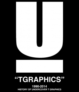 HISTORY OF UNDERCOVER T GRAPHICS