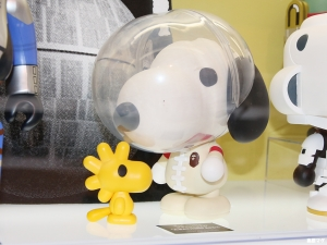 VCD SNOOPY AND WOODSTOCK