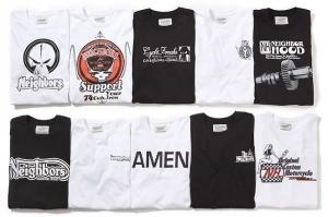 ネイバーフッド20周年記念復刻Tシャツ