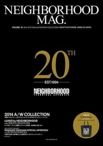 NEIGHBORHOOD MAG. vol.10