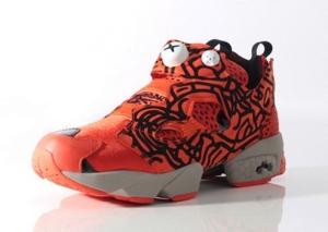 Reebok INSTA PUMP FURY Keith Haring