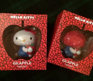 VCD HELLO KITTY with GILAPPLE