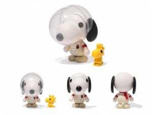 VCD SNOOPY AND WOODSTOCK BAPE Ver.