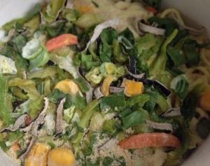 だしうま野菜湯入れ前