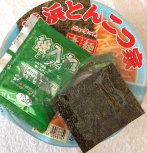 横浜とんこつ家中袋