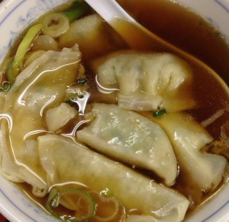 中野福しん水餃子