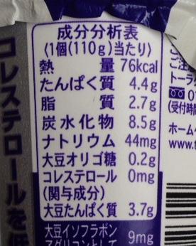 酢豆腐成分