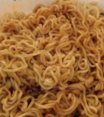 大黒坦々麺完成
