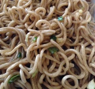 ぺヤング焼き蕎麦3
