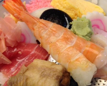 ちらし寿司3