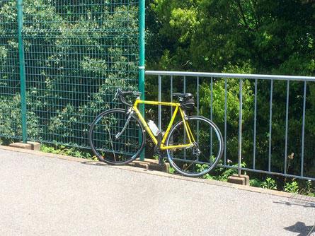 自転車通勤_140511