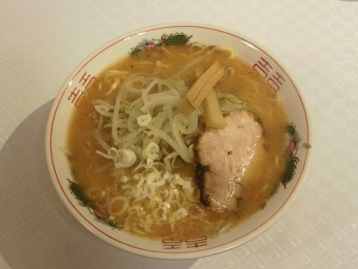 味噌ラーメン851円