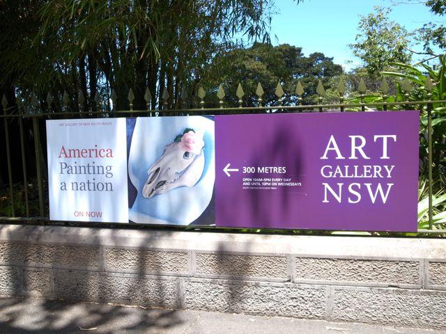 シドニー美術館3