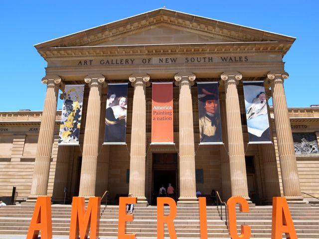 シドニー美術館5