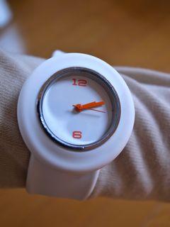 パリ 腕時計2