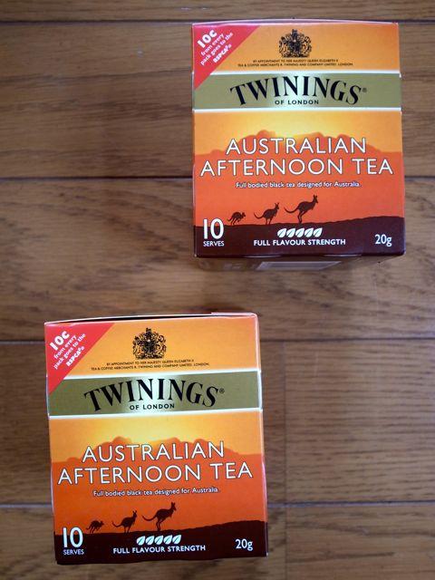 オーストラリア紅茶3
