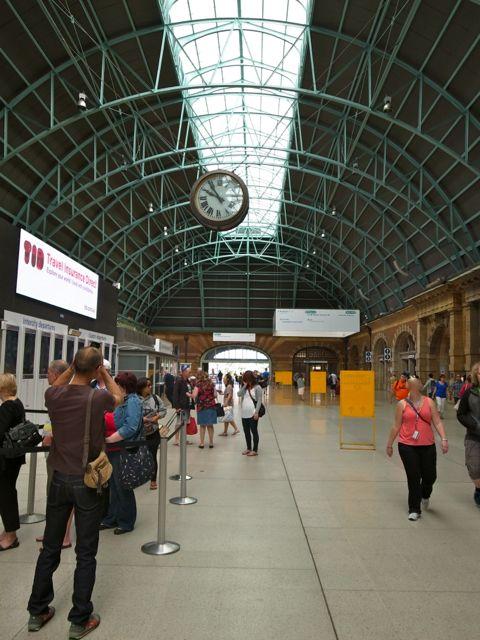シドニー セントラル駅2