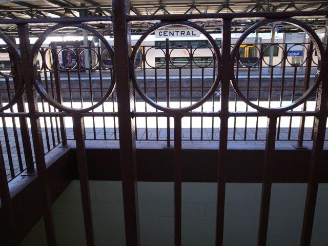 シドニー セントラル駅3