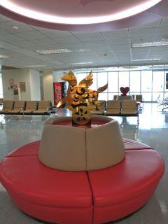台北松山空港9