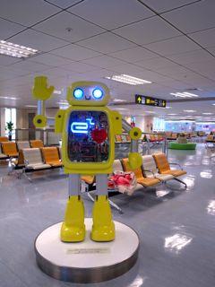 台北松山空港6